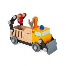 Camion de Chantier Brico'Kids - JANOD