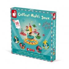Coffret Multi Jeux Carrousel - JANOD