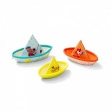 3 petits bateaux flottants - LILLIPUTIENS