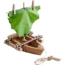 Kit d'assemblage Bateau en liège - TERRA KIDS - HABA